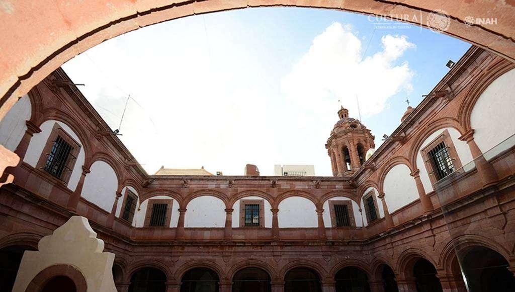 El Museo de Guadalupe, celebra este 2017 sus primeros 100 años de actividad cultural ininterrumpida : Foto © Mauricio Marat, INAH