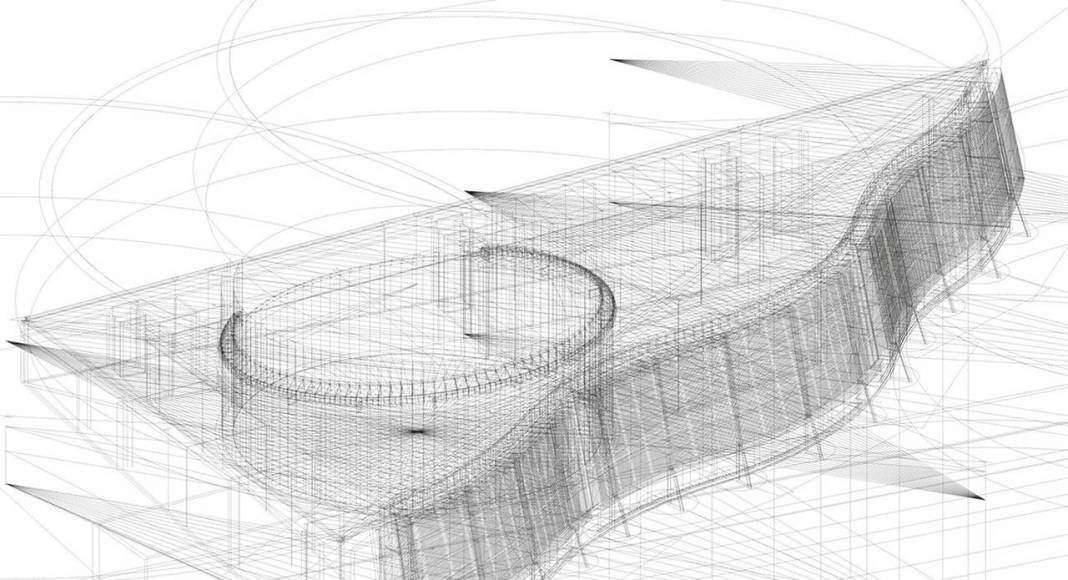 Centro Cultural Katuaq BIM diseñado por Schmidt Hammer Lassen : Photo © Schmidt Hammer Lassen Architects