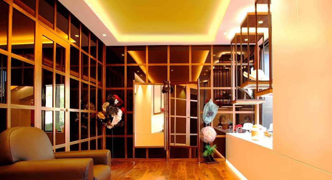 MTD ESPAÑA se inspira en COCO CHANEL para el nuevo Showroom de RIUS DE FORNS : Fotografía © MTD ESPAÑA
