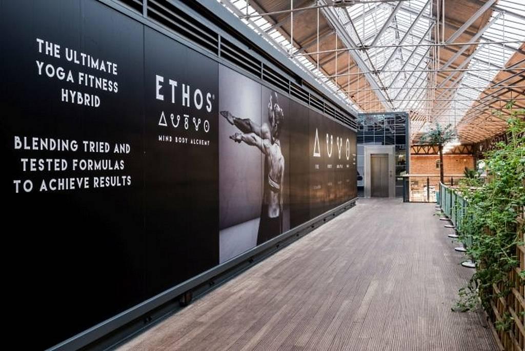 Hybrid Wellness Studios . ETHOS es una Boutique de Fitness que desafía, conforta y nutre : Fotografía cortesía de © MTD