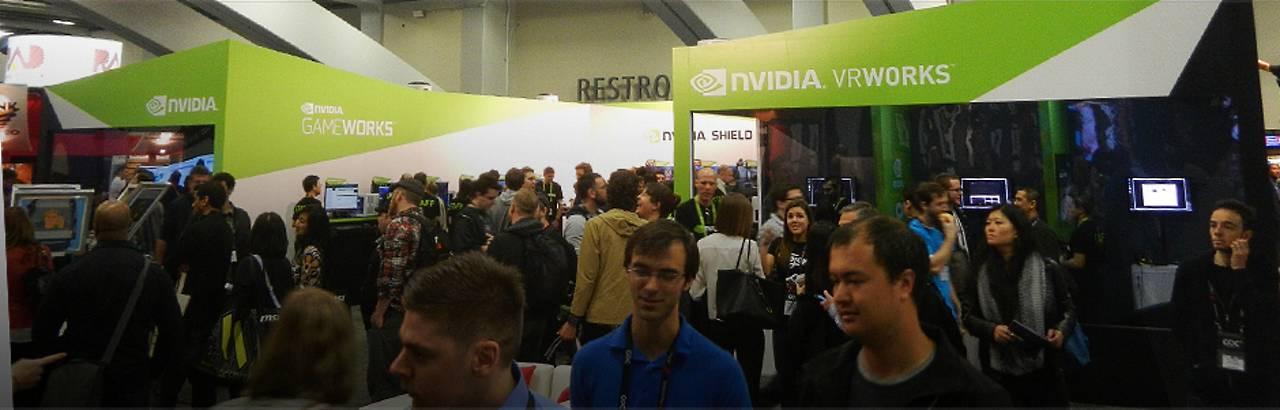 NVIDIA GPU Technology Conference 2017 : Fotografía © NVIDIA Corporation