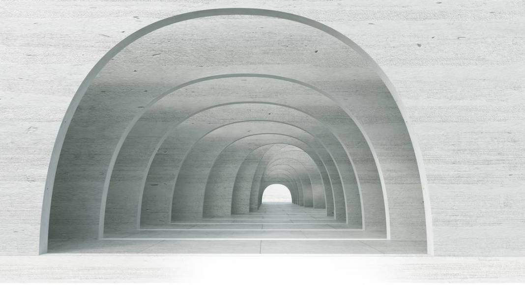 San Pellegrino Flagship Factory Arches : Image © BIG