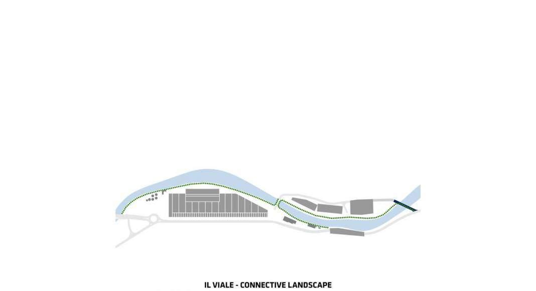 San Pellegrino Flagship Factory Viale : Image © BIG