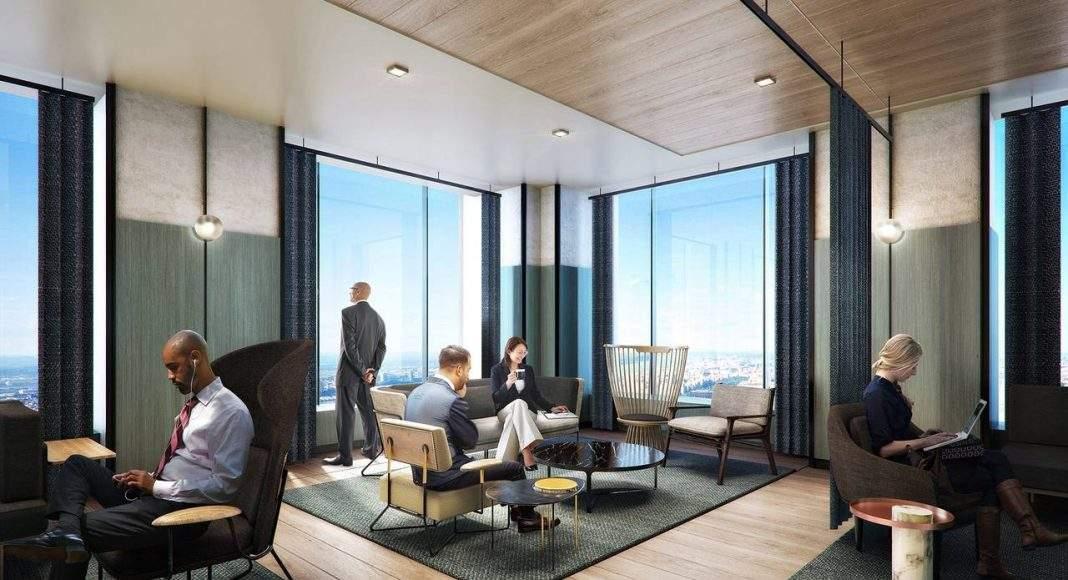 El Nuevo Diseño para la Remodelación de la Icónica Willis Tower : Render © Gensler, courtesy of © Willis Tower