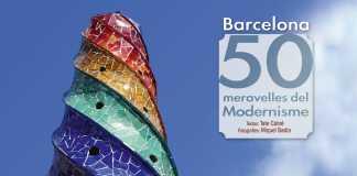 Barcelona: 50 maravillas del Modernismo : Portada © Barcelona LLibres