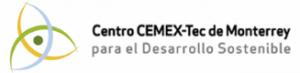 Logo © Centro CEMEX-Tec de Monterrey para el Desarrollo Sostenible