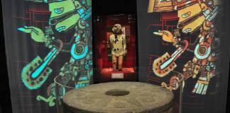 La Zona Arqueológica y el Museo del Templo Mayor, un encuentro con los orígenes de México : Fotografía © JVL CONACULTA