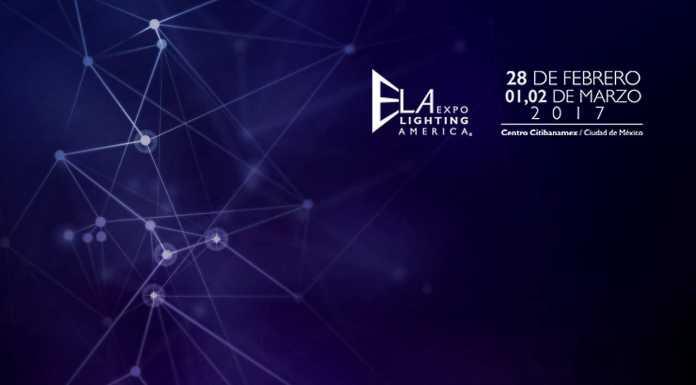 ELA Expo Lighting America 2017: Iluminación, el futuro de la conectividad : Photo © ELA Expo Lighting America