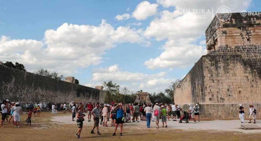 2.5 millones de personas visitaron las zonas arqueológicas y museos del INAH : Foto © Mauricio Marat, INAH