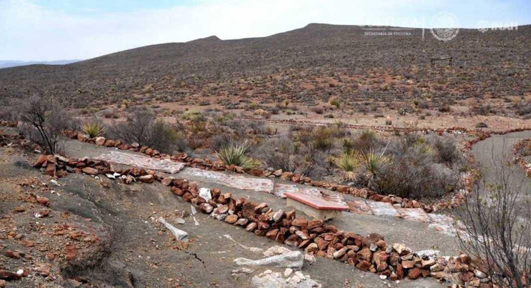 Rincón Colorado, en el desierto coahuilense, el primer sitio paleontológico habilitado para la visita pública : Foto © Mauricio Marat, INAH