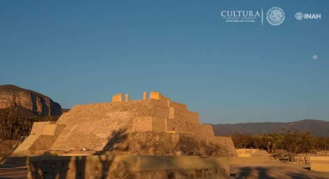 Zona Arqueológica de Tehuacán, Puebla : Foto © Héctor Montaño, INAH