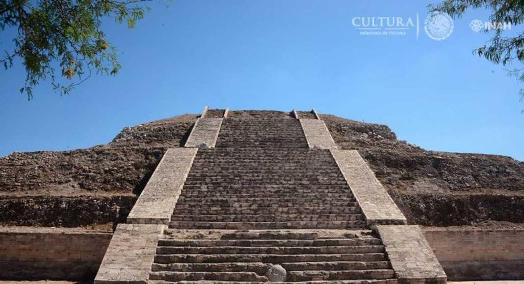 Zona Arqueológica de Teteles de Santo Nombre, Puebla : Foto © Mauricio Marat, INAH