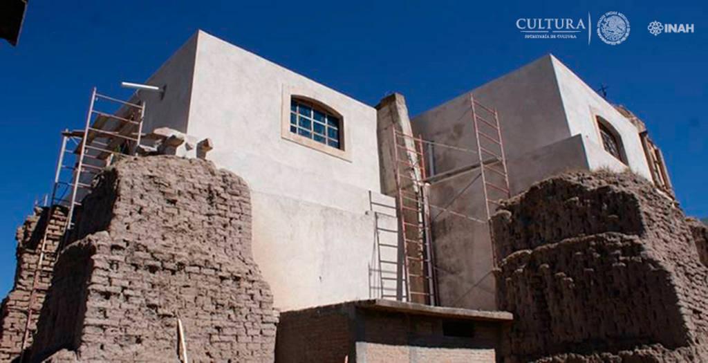 Se atendieron 18 monumentos históricos de los siglo XVIII y XIX : Foto © Centro INAH Durango