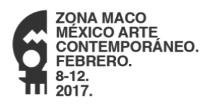 Logo © Zona Maco México Arte Contemporáneo