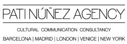 Logo © Pati Núñez Agency