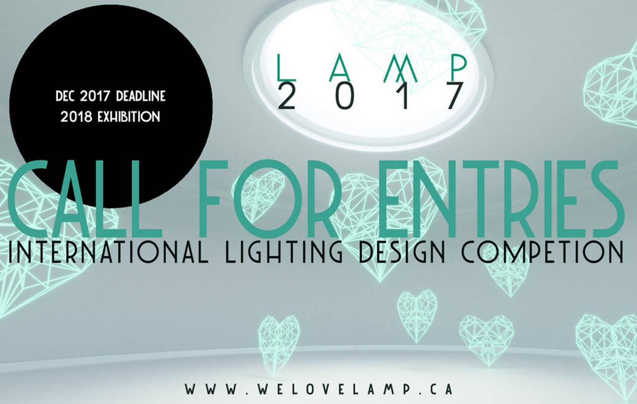 Convocatoria a participar en el Concurso Lighting Design Competition 2017 : Photo © L A M P