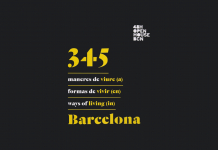 345 formas de vivir (en) Barcelona : Fotografía cortesía de © Barcelona Llibres