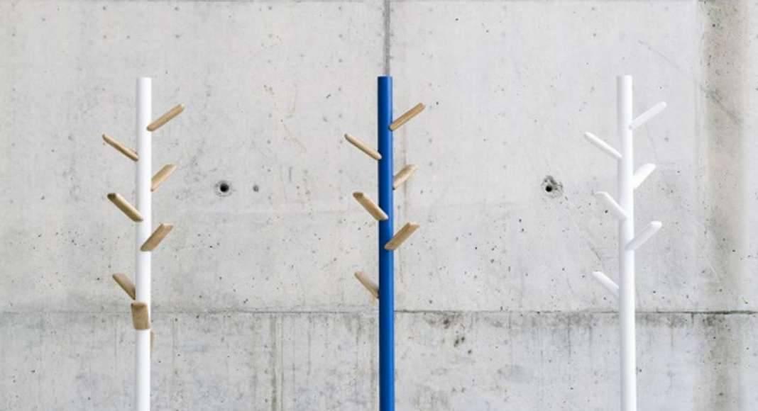Caddy: Perchero diseñado por Estudi Manel Molina para ENEA : Foto © ENEA