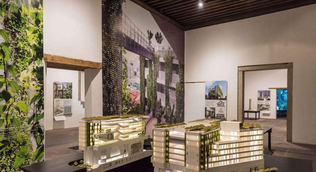Exposición GARDEN CITY MEGA CITY: Los Ecosistemas Urbanos de WOHA : Fotografía © Jaime Navarro