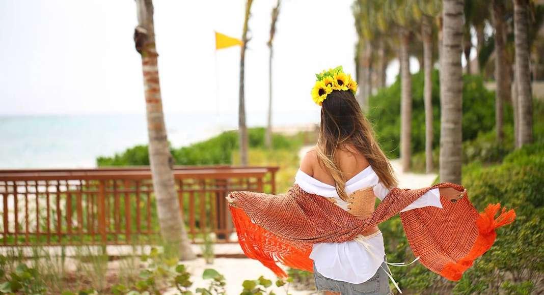 El Clóset de Frida by Andaz Mayakoba con apoyo de: Del Sol Photography : Foto cortesía de © Andaz Mayakoba