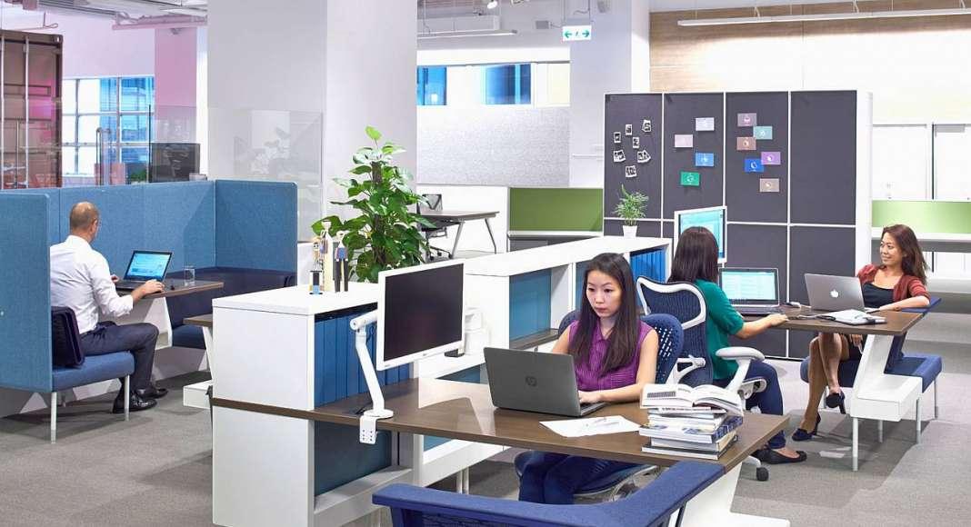 Herman Miller | Living Office : Fotografía © Herman Miller México