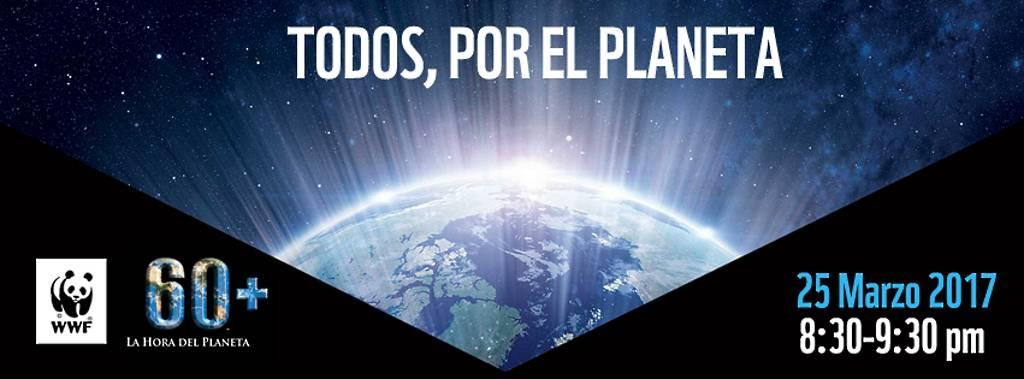 La Hora del Planeta 2017 : Fotografía © WWF México