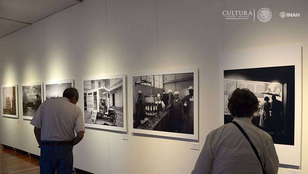 La muestra se exhibe en el Museo Nacional de las Culturas : Foto © Héctor Montaño, INAH