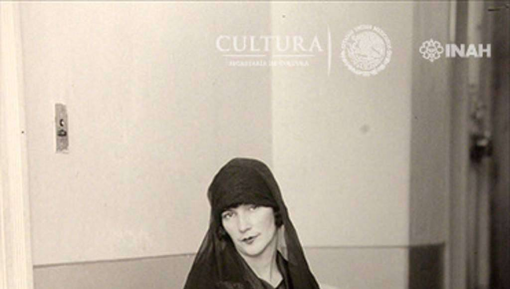 Juana Pedrero, autoviuda. Archivo Casasola : Foto © SECRETARÍA DE CULTURA.INAH.SINAFO.FN.MX