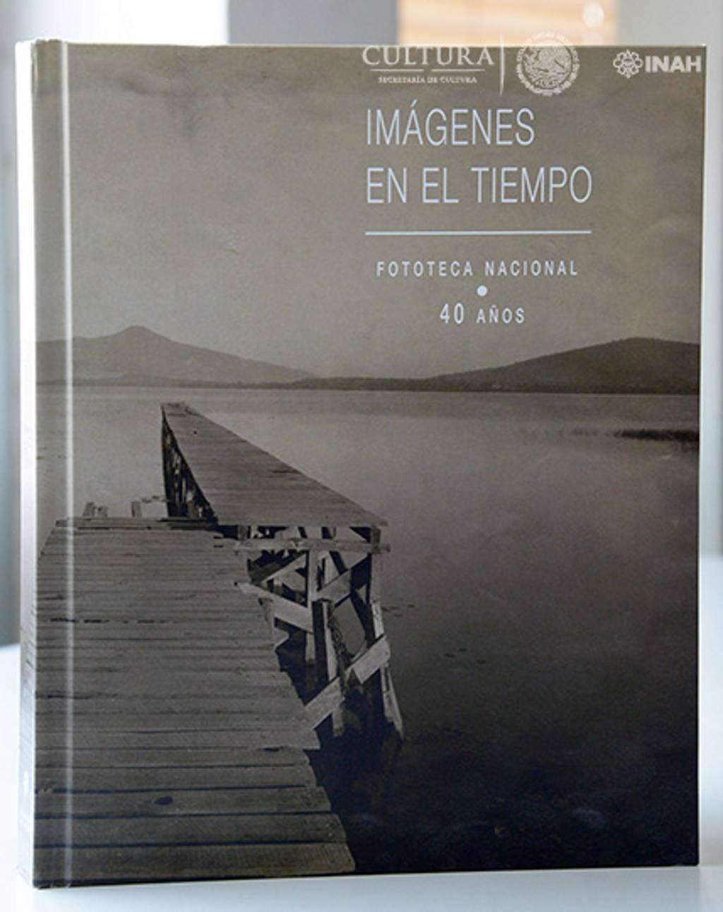 Con publicación, INAH celebra 40 años de la Fototeca Nacional : Foto © INAH