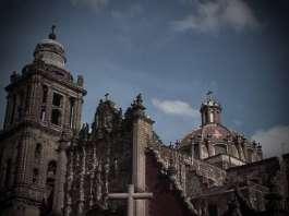 Catedral Metropolitana de la Ciudad de México : Fotografía © INAH