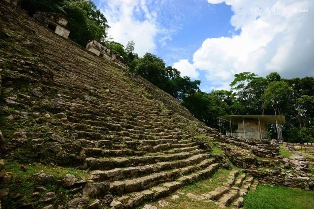 Zona Arqueológica Bonampak, Chiapas : Foto © Mauricio Marat, INAH