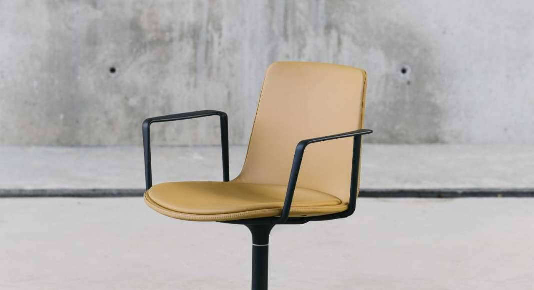 Lottus Confident: es una nueva silla diseñada por Lievore Altherr Molina para ENEA : Foto © ENEA
