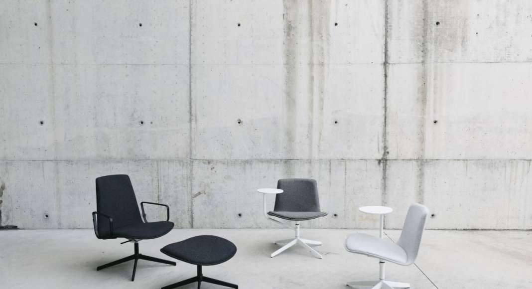 Lottus Note: es una nueva silla diseñada por Lievore Altherr Molina para ENEA : Foto © ENEA