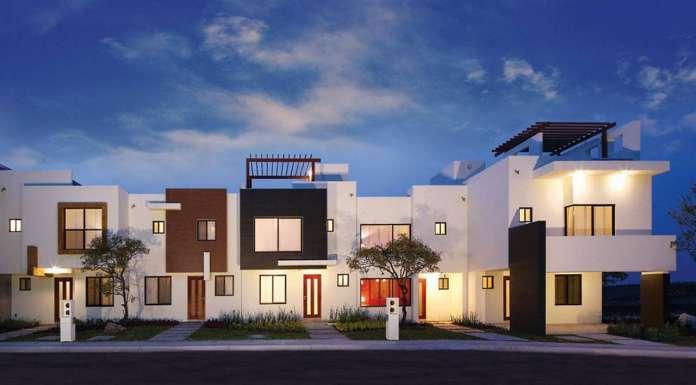 Modelos Desarrollos de Vivienda de Casas Platino : Fotografía © Casas Platino
