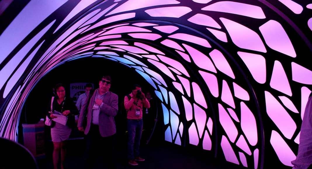 Philips Lighting ilumina el futuro con un portafolio innovador en Expo Lighting América 2017 : Fotografía © Philips Iluminación México