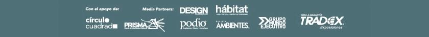 Patrocinadores PRISMA - VI Premio de Interiorismo Mexicano : Fotografía © Habitat Expo