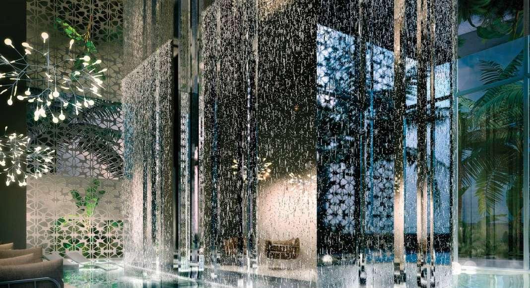 Proyecto Oh Residencial, cuya visión le pertenece a Uribe & Schwarzkopf, arquitectura de los renombrados arquitectos Bernardo Fort-Brescia y Laurinda Spear : Imágenes © Uribe & Schwarzkopf (YOO Quito, YOO Cumbaya, Atelier y Oh Residencias)