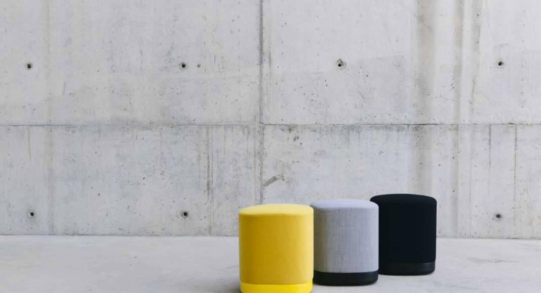Puck puff diseñado por Estudi Manel Molina para ENEA : Foto © ENEA