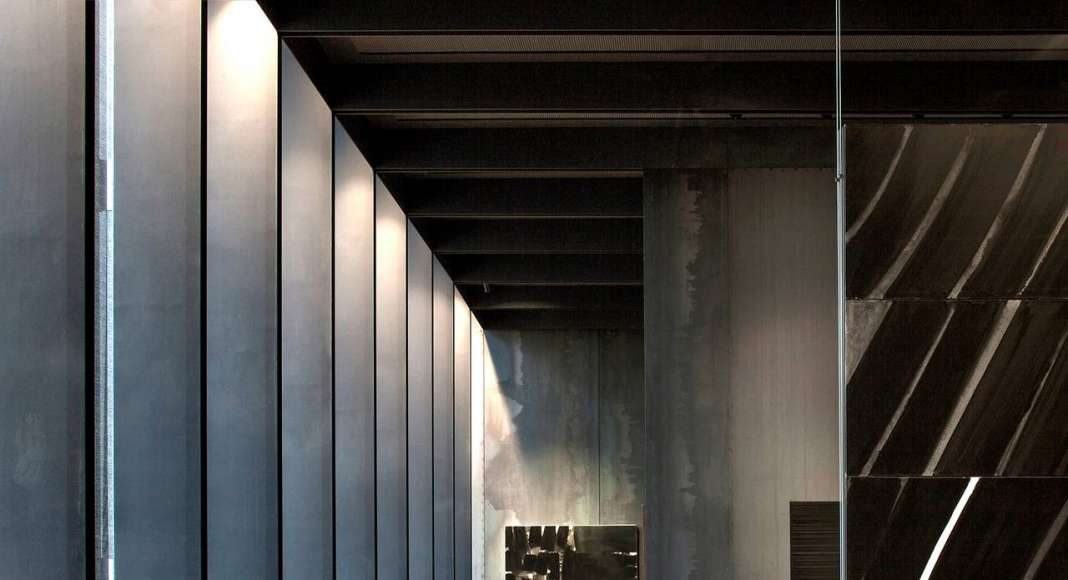 Soulages Museum, 2014, Rodez, Francia en colaboración con G. Trégouët : Photo by © Hisao Suzuki, courtesy of © The Pritzker Architecture Prize
