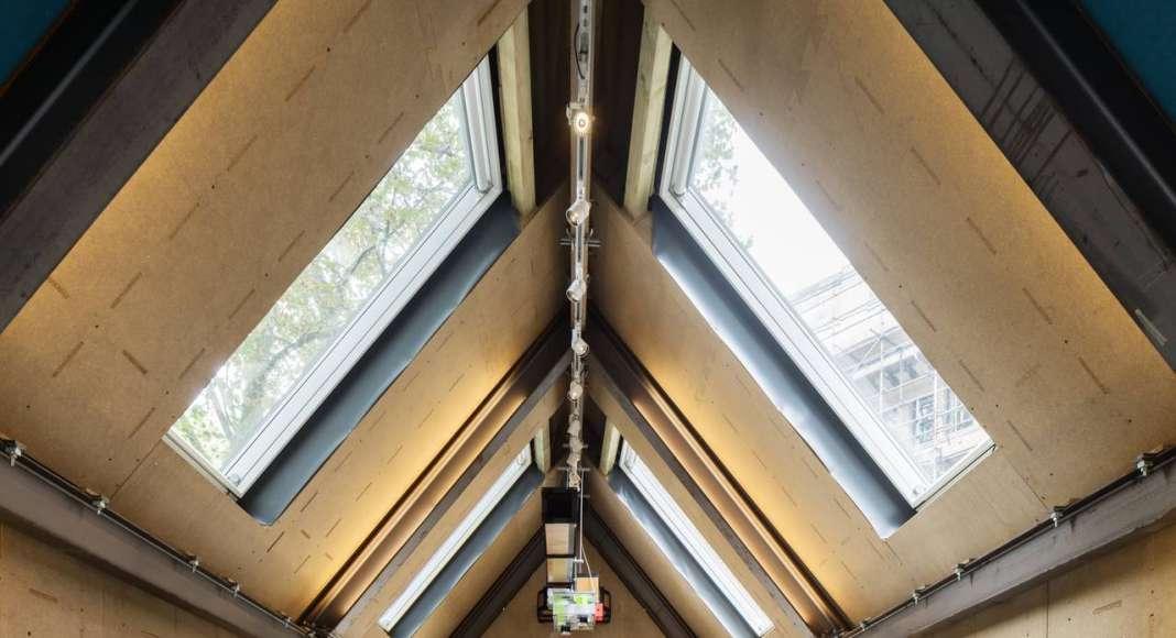 The Circular Economy Building diseñado por Arup Associates : Photo © Simon Kennedy , courtesy of © Arup Associates