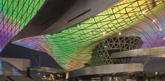 Coop Himmelb(l)au, Busan Cinema Center, Busan International Film Festival, Busan, South Korea : Photo credit © Duccio Malagamba