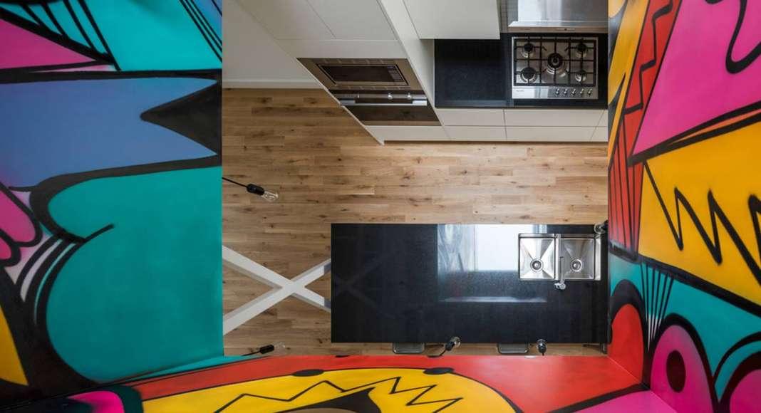 Doble Duplex Kitchen : Photo credit © Doublespace Photography