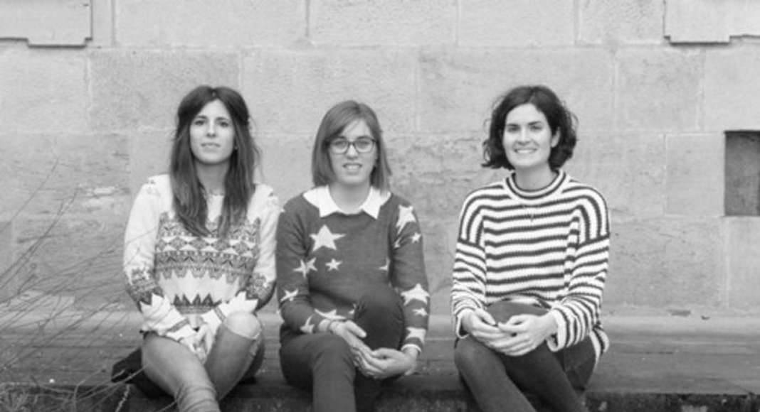Concéntrico team : Photo credit © Susana Gutiérrez, Tamara Benés and Sonia Moral
