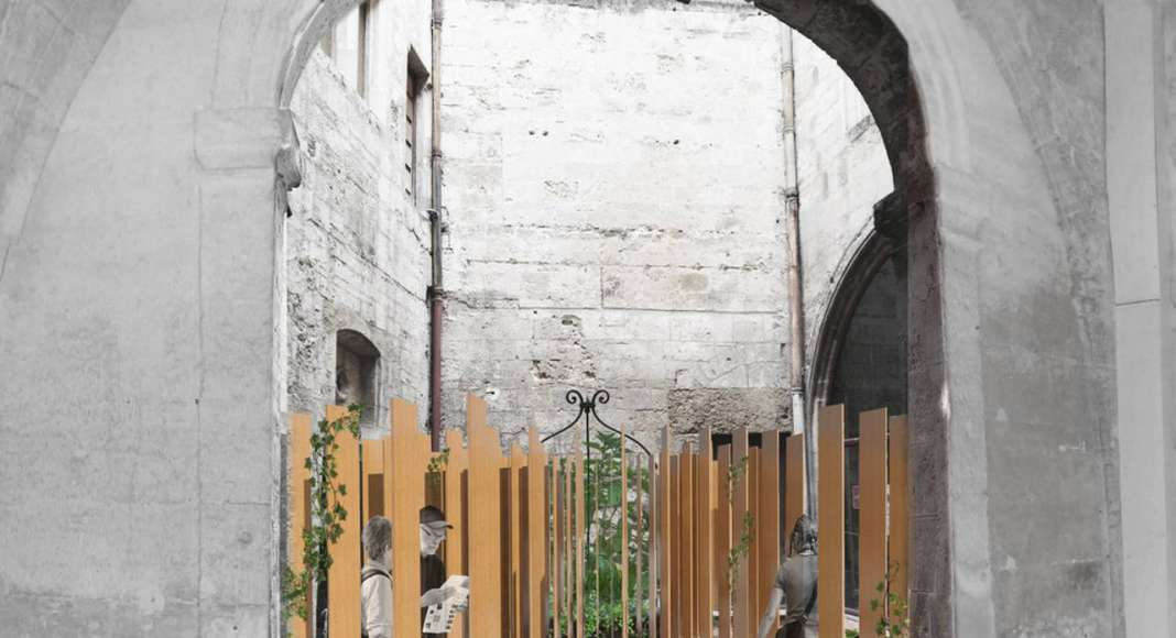 Concéntrico project - Labirento : Photo credit © Susana Gutiérrez, Tamara Benés and Sonia Moral