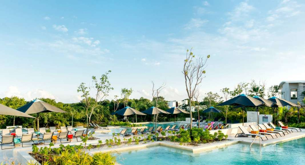 Andaz Mayakoba : Photo © Mayakoba Resorts