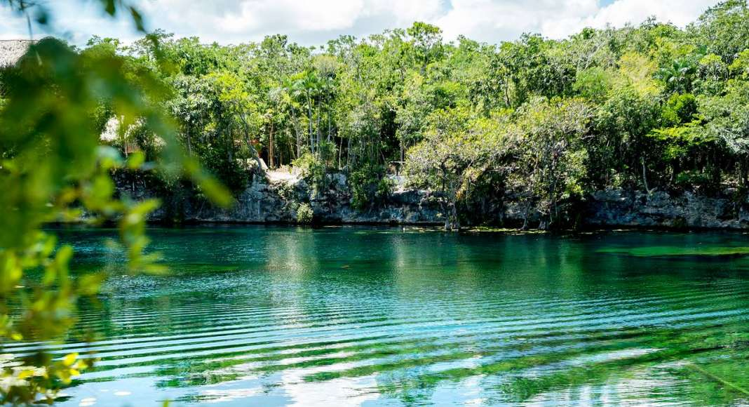 Andaz Mayakoba Tankah Park Cenote : Photo © Mayakoba Resorts