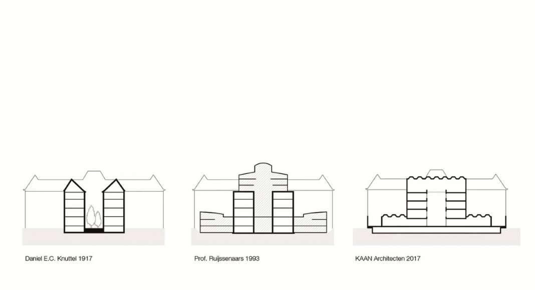 KAAN Architecten presenta B30 Concepto Camio de Altura del Plafón : Diseño © KAAN Architecten