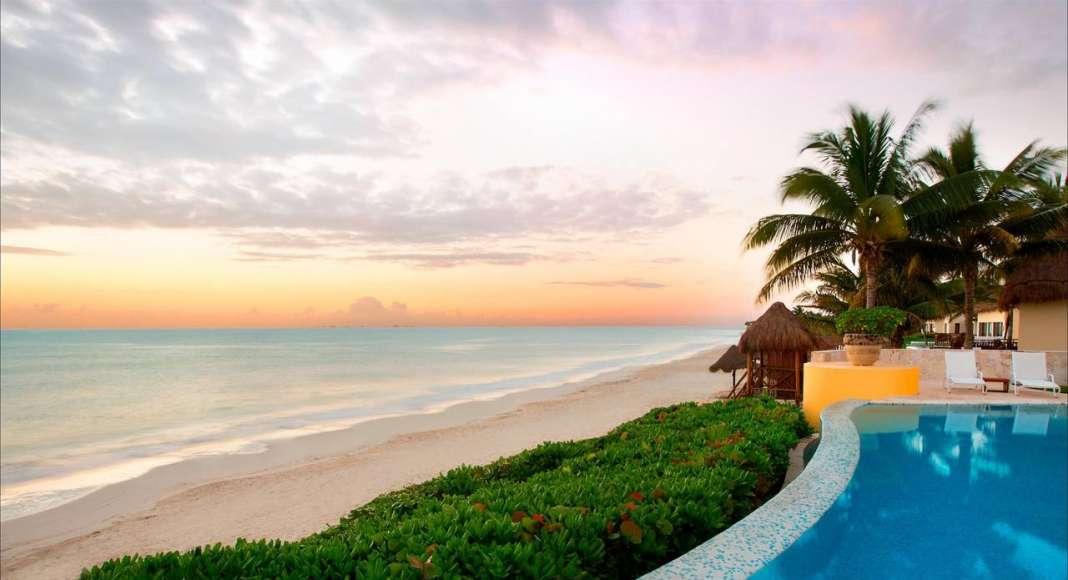 Fairmont Mayakoba Beach View : Photo © Mayakoba Resorts