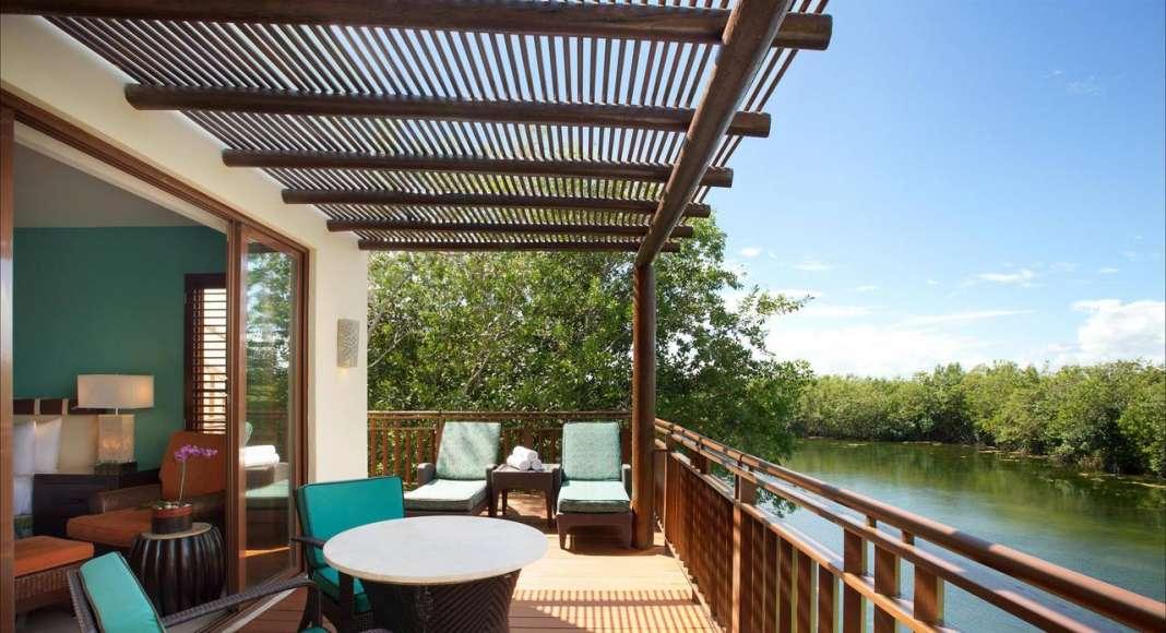 Fairmont Mayakoba Beach Area Casita Suite : Photo © Mayakoba Resorts
