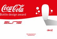 Desall.com lanza el concurso Coca-Cola Bottle Design Award : Cartel cortesía de © Desall.com